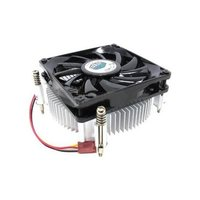 Кулер Cooler Master DP6-8E5SB-0L-GP Cooler Master CPU Cooler DP6-8E5SB-0L-GP, Intel 115*, 82W, Al, 3pin, low profile